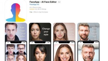 FaceApp Raises Security Concerns As Russian Aging App Uses Personal Photos to Make You Look Old